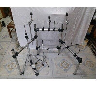 2018DS-D Drum Stand Diameter 38mm DIY Electronic Drum Accessories