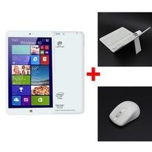 Kmax tableta de 8 pulgadas ips quad core de intel cpu 3735g tableta de Windows 10 Tabletas PC BT Dual Cámaras Incluye Teclado y ratón