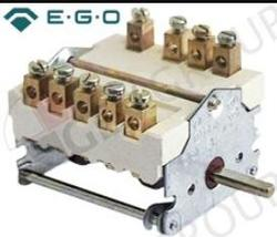 EGO  SELECTOR SWITCH 0-6 POSITIONS EGO 4327232000