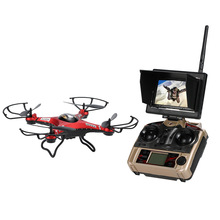 Original JJRC H8DH 2.4G 4CH 6-axis Gyro 5.8G FPV Quadcopter RC Drone With 2.0MP Camera RTF 3D-flip Set-height Mode Function