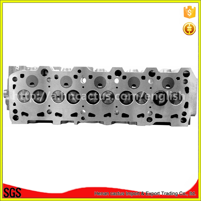 Auto Engine AAB AJA AJB Complete Cylinder Head 074103351D for VW TRANSPORTER T4 2.4D