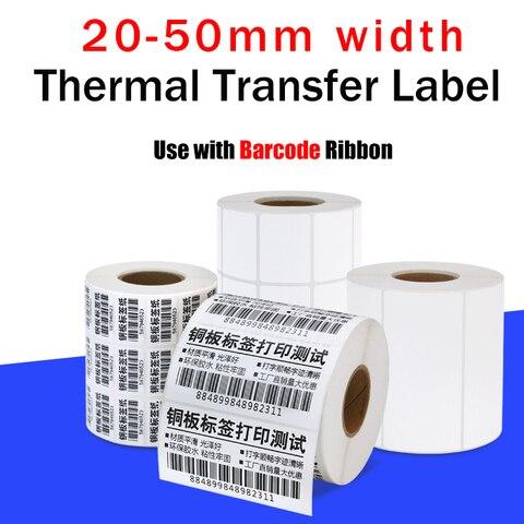 etiqueta termica do codigo de barras da transferencia para o marcador compativel da etiqueta da