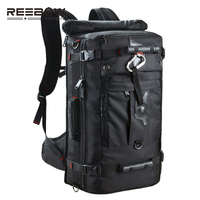 27L Multi Functional Outdoor Backpack Men Women Casual Big Capacity Oxford Backpack For 15 Laptop Camera