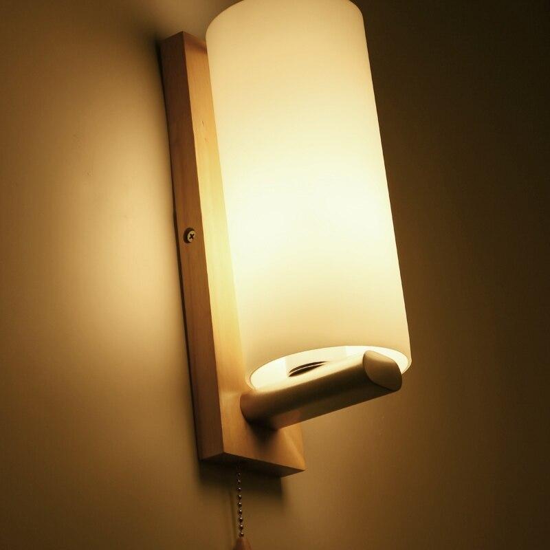 Moderne LED wand lampen Schlafzimmer Nacht Lampen Bad Nacht Licht ...