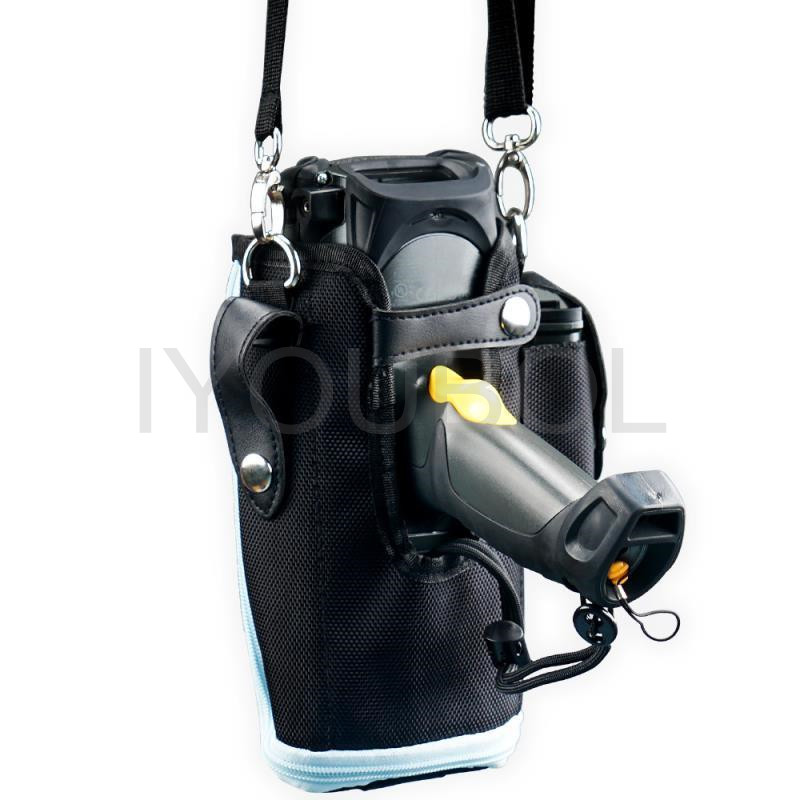 SG-MC9121112-0 Type 1R Scanner Gun Holster for Motorola Symbol M9090 MC9190 MC9290 MC920 ...