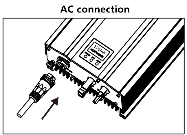 AC connction