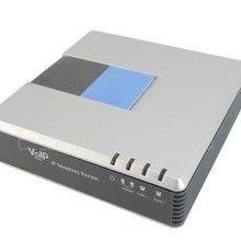 Бесплатный разблокированный Linksys SPA9000 адаптер SIP IP PBX VOIP телефонный адаптер телефонная система голосового сервера ATA fxo FXS телефонный адаптер
