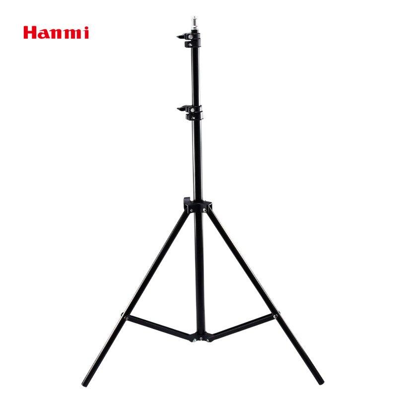 Hanmi Fotografia Tripod Photo Studio Accessories Tripod Light Stand For Soft Box Photo Video Lighting Tripod Softbox Light Stand