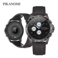 블루투스 4.0 스마트 시계 듣기 박동 모니터 피트니스 트래커 시계 안드로이드 ios에 대한 passometer 방수 스포츠 스마트 시계