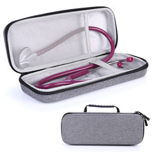 New Hard Stethoscope Cover Carrying Case for 3M Littmann Classic III/Littman Cardiology 4/MDF/Omron Stethoscope and LED Penlight