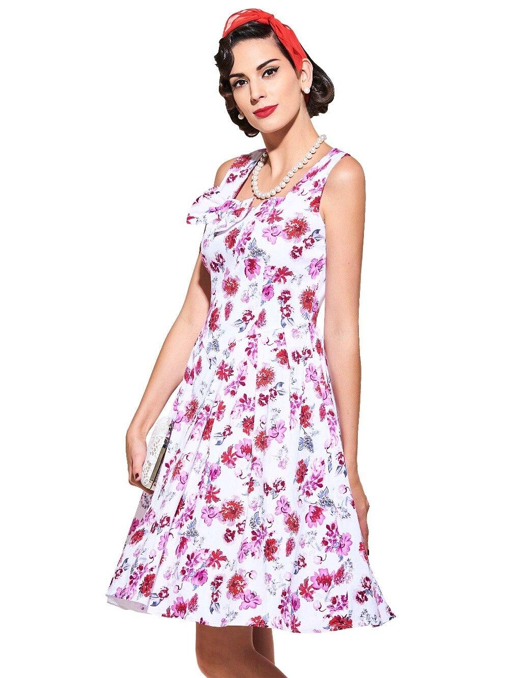 Famoso 1950 Vestido De Fiesta Elaboración - Colección de Vestidos de ...