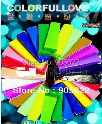 20pcs / lot עם 20 צבעים שונים .80 גרם אריזה - למידה וחינוך