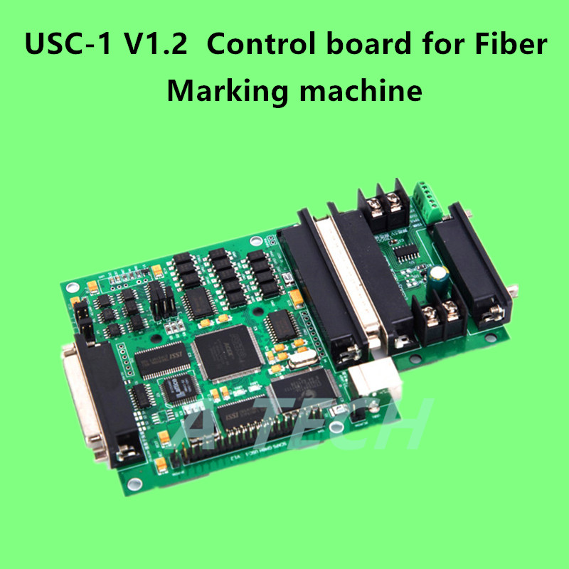 fiber Laser marking machine Control board USC 1 V1 2 controller control system fiber marking machine