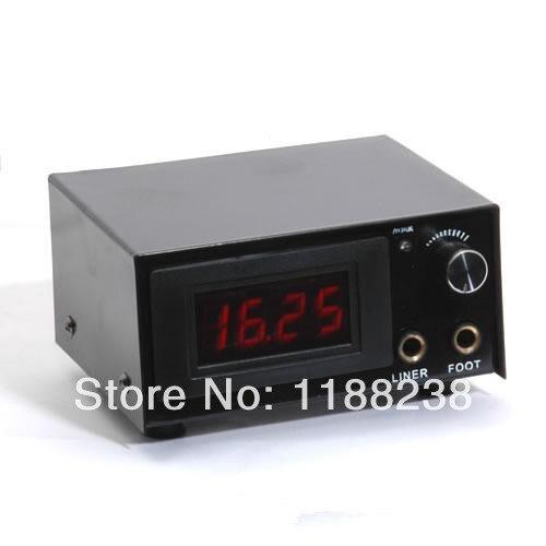 High Quality Newest Dual LCD Digital Tattoo Power Supply PS-35 For Tattoo Machine Tattoo Gun Tattoo Kit Free Shipping цены онлайн