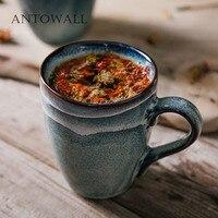 Caneca de chá da tarde do café do lazer caneca de chá do chá da tarde caneca de café de chá de cerâmica