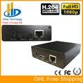 DHL Frete Grátis H.264 Codificador De Vídeo HDMI para IPTV, Transmissão ao Vivo, funciona com wowza, xtream de códigos, youtube hdmi encoder