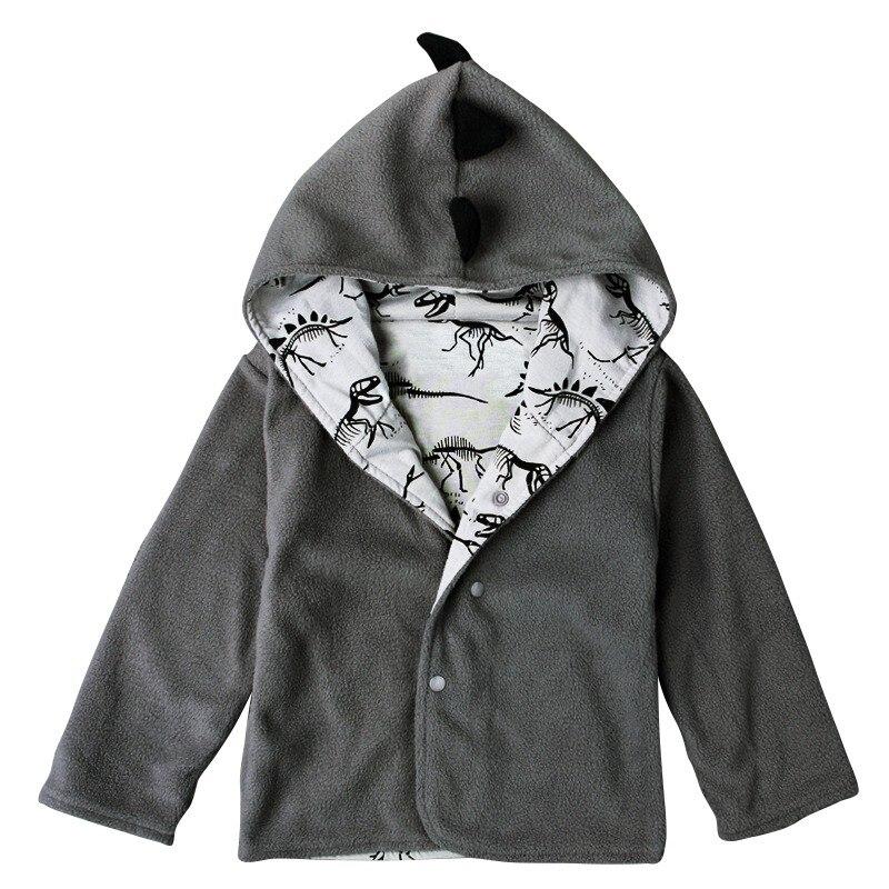 Детская толстовка с капюшоном Куртки Пальто для будущих мам весна и осень для маленьких мальчиков Обувь для девочек Флисовая теплая куртка ...