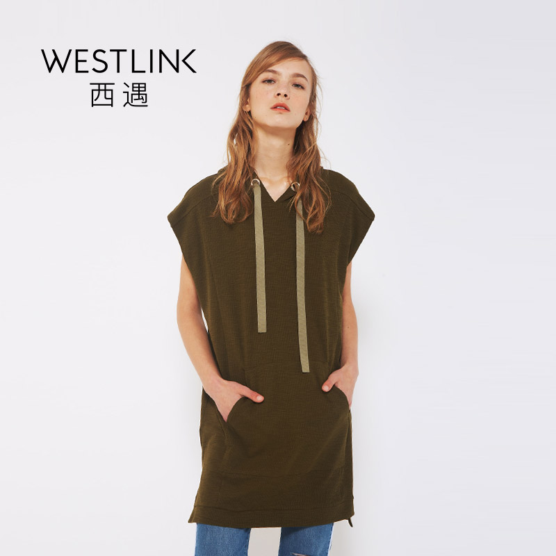 Popular Womens Sleeveless Hoodie-Buy Cheap Womens Sleeveless ...