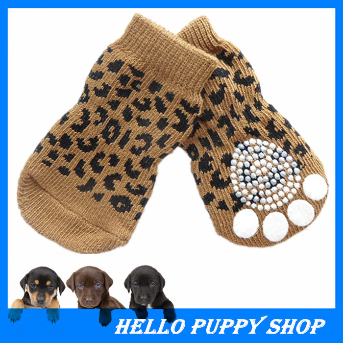 Βαμβακερά κάλτσες πλέξιμο σκυλιών - Προϊόντα κατοικίδιων ζώων