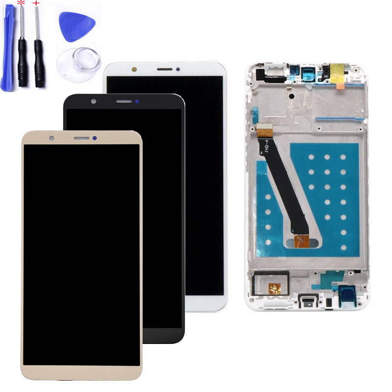 100% Tested For Huawei P Smart LCD Display Touch Screen Digitizer Assembly With Frame for Huawei P Smart FIG LX1 L21 L22 display100% Tested For Huawei P Smart LCD Display Touch Screen Digitizer Assembly With Frame for Huawei P Smart FIG LX1 L21 L22 display