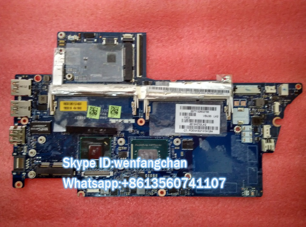 QAU30 LA-8662P Laptop motherboard with i3-2367M 693230-001 For Envy4 Envy6-1000