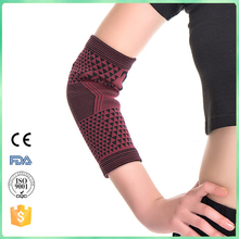 1pcs Sleeve tourmaline magnetic therapy Elbow Support Brace Band Bandage Elbow Pad Protection Lengthen Absorb Sweat