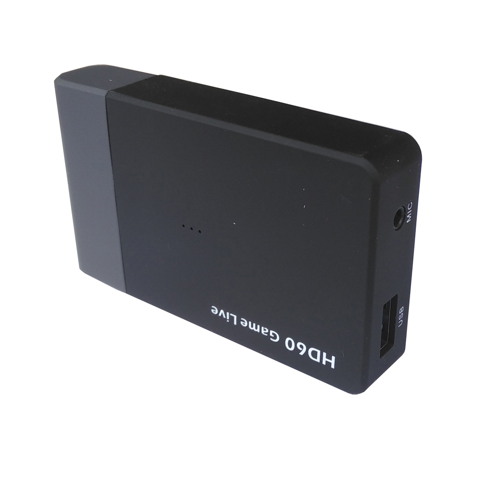 HDMI Video audio capture card, convert HDMI to HDMI+MIC converter, HDMI to USB3.0 Video audio capture, show video on HD monitor
