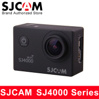 Original SJCAM SJ4000 WiFi Action Camera 2 0 LCD Screen Sports DV 1080P HD Underwater 30M