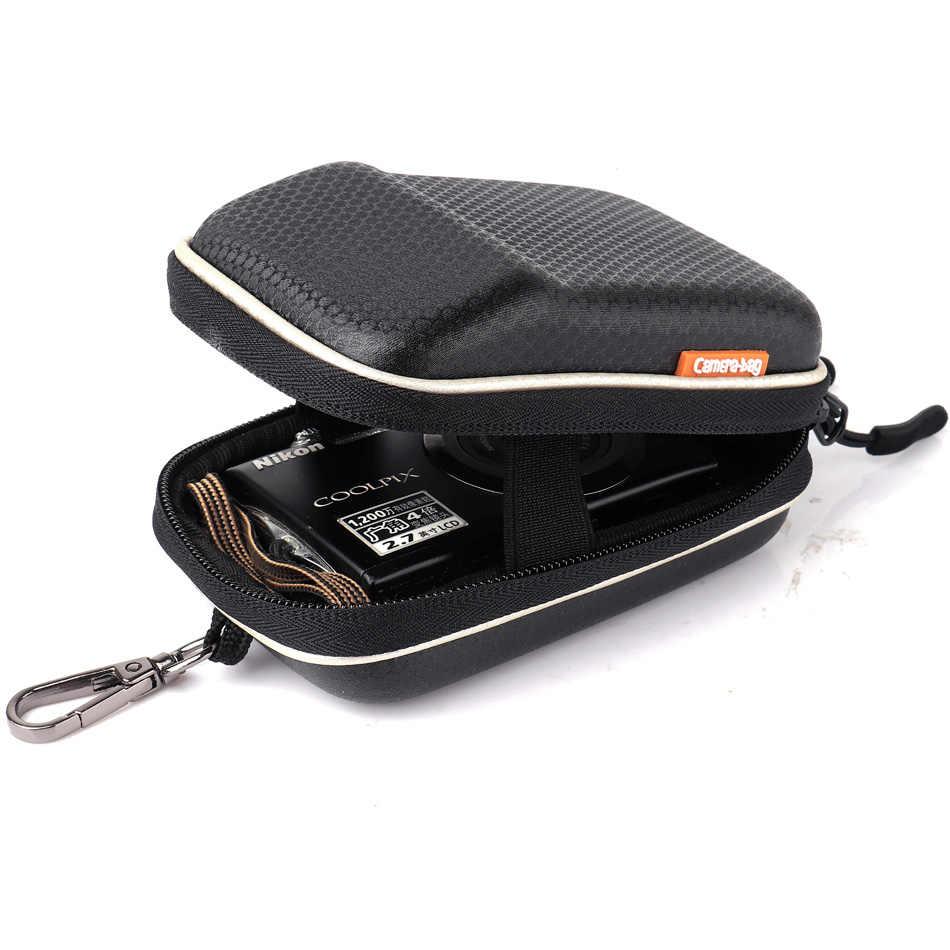 Камера сумка жесткий чехол талии пакеты для Nikon CoolPix S9900S S8600 S8200 S8000 S7000 S6900 AW110S AW100 A300 A100 A10 L32 L31
