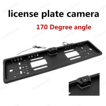 new License Plate Frame Car Auto Rear View Camera Reverse Parking Camera 170 Degree angle