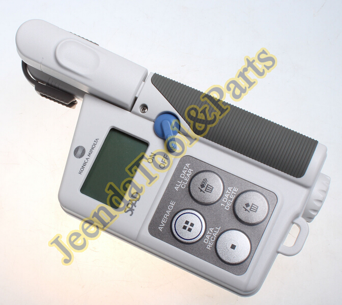 Free shipping Digital Chlorophyll Meter Analyzer Tester Plant Analysis Instruments Waterproof SPAD 502Plus