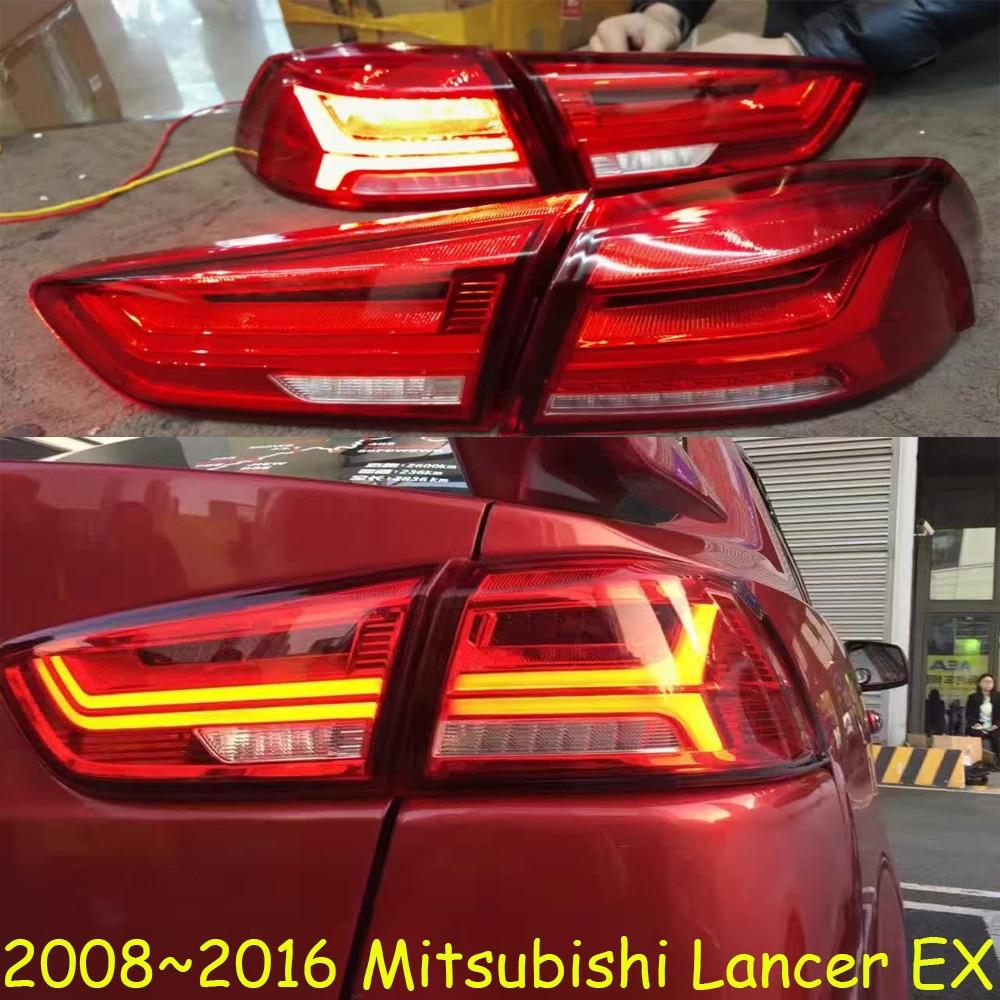 Mitsubish Lancer taillight,LED,2008~2015year,Free ship!Endeavor,ASX,3000GT,Expo,Eclipse,verada,Triton,nimbus,Lancer rear lamp экран для ванны triton эмма 170