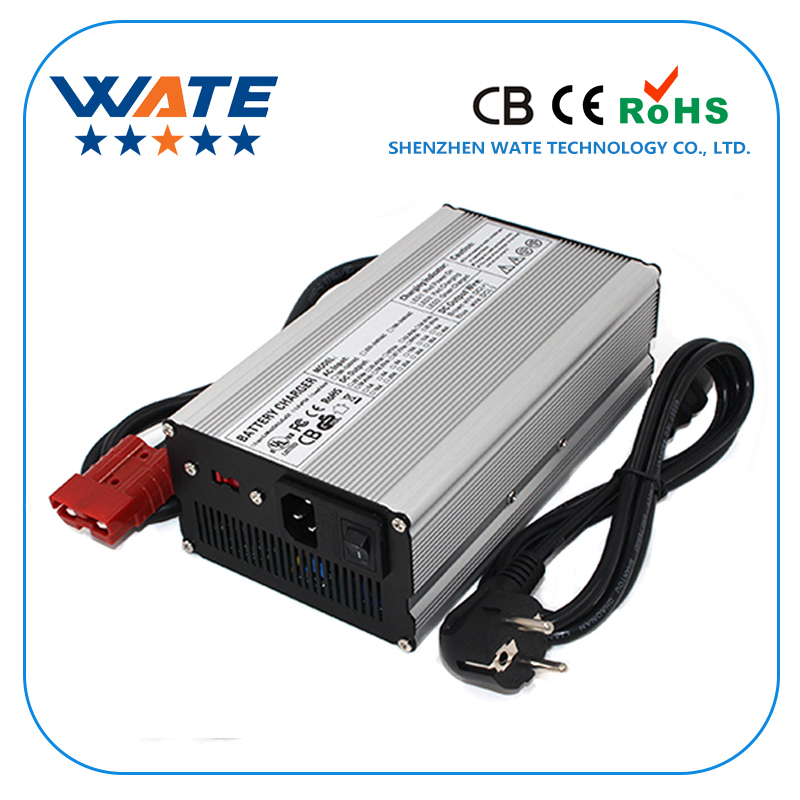 цена на 54.6V 7A Charger Li-ion Battery li-ion battery charger for electric car etc 13S 48V