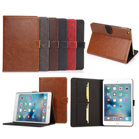 For Apple Ipad Mini 4 Case Anti Dust Quality Picks Luxury PU Leather Coque With Stand