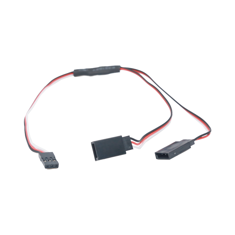 5pcs/lot 150mm 300mm 500mm RC Servo Y Extension Cord Cable Wire Lead 15cm 30cm 50cm RC Servo Connector for JR Futaba 20% off original for teneth cutting plotter sai flexistarter contour cutting plotter flexi starter software could version