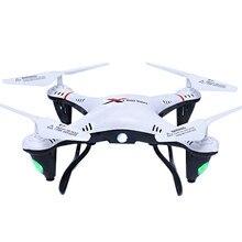 Haute Quqlity Nouveaux Explorateurs 2.4 Ghz 4CH 6-Axis Gyro RC Quadcopter Drone RTF Hélicoptère Cadeau Pour Enfants Toys Gros