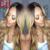 Envío Gratis Brasileño de la Virgen Llena Del Cordón Del Pelo Humano Pelucas de Pelo/Ombre Peluca del Frente del cordón Para Las Mujeres Negras Onda Del Cuerpo Pelo de la Reina productos