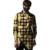 Cierre Lateral guapo Camisa Para Hombre Tapas Coloridas Elemento de Impresión Africano Dashiki Africano Ropa Sastre de Encargo Para La Boda/Fiesta