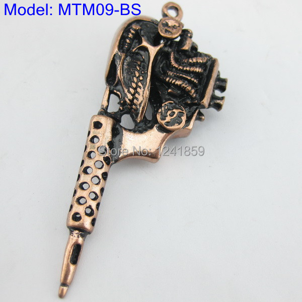 Brass mini toy tattoo machine gun as pendant ornament necklace brass mini toy tattoo machine gun as pendant ornament necklace supply mtm09 bs in tattoo guns from beauty health on aliexpress alibaba group mozeypictures Gallery