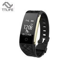 TTLIFE S2 Смарт Браслет сердечного ритма IP67 Водонепроницаемый Bluetooth smartband для iPhone 7 Xiaomi смартфоны Huawei