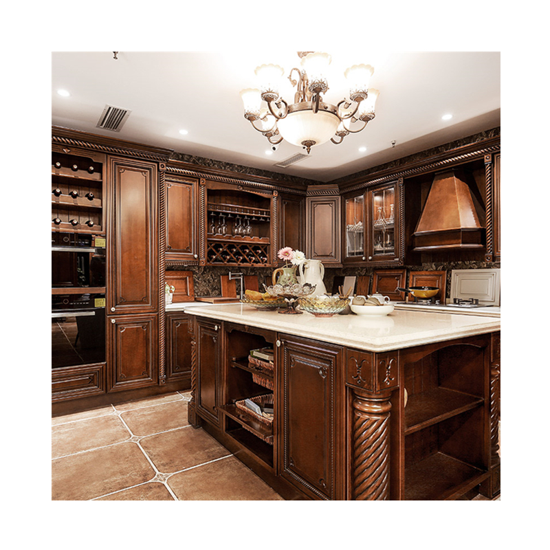 Wondrous Us 3000 0 Factory Outlets American Project European Style Designs China Brown White Kitchen Cabinets In Kitchen Cabinets From Home Improvement On Download Free Architecture Designs Terstmadebymaigaardcom