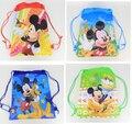 2015 bolsos de escuela kids cartoon morral del lazo y bolsa para los niños del bolso de regreso a mochila escolar infantil-5
