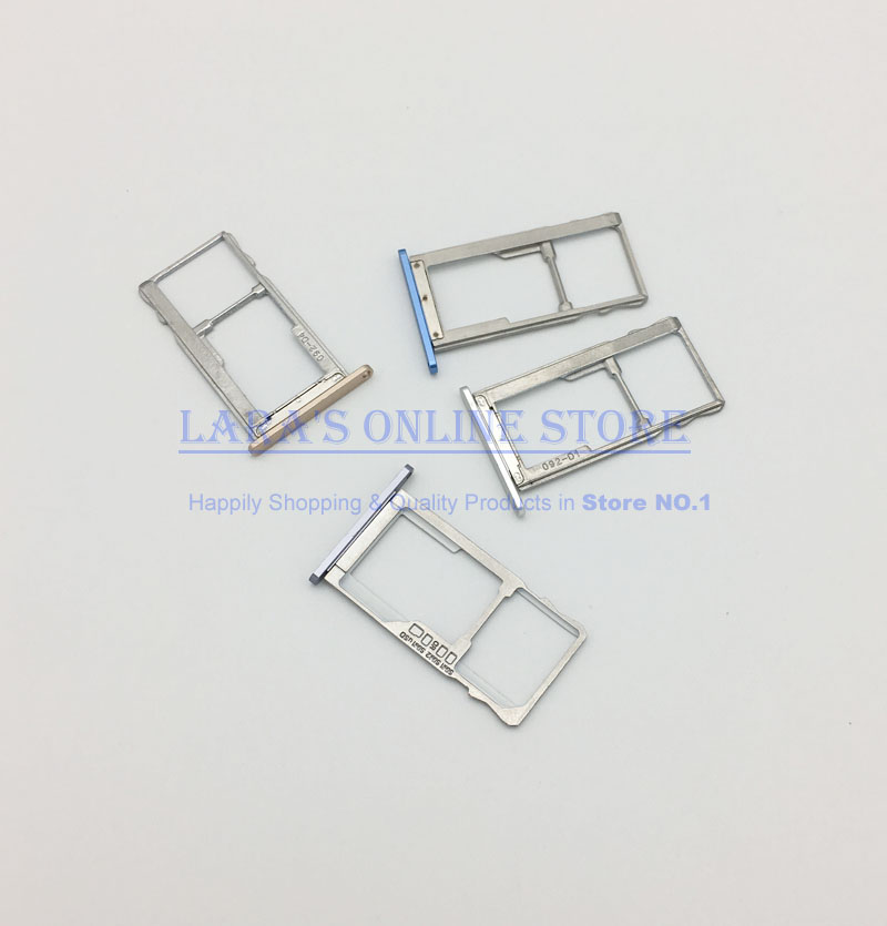 original for meizu m5 note nano sim card sim tray  micro sd card holder adapter replacement