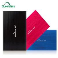 Blueendless USB 3,0 HDD HD 1 ТБ экстерно Disque мажор Externe Disco Дуро экстерно 1 ТБ жесткий диск внешний жесткий диск для хранения