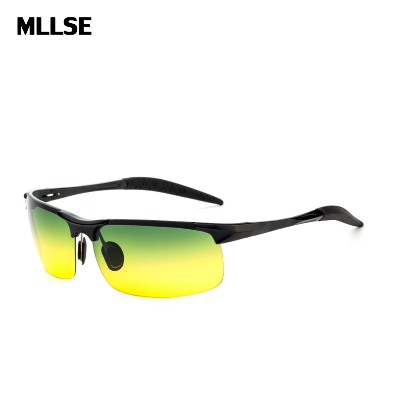 2017 MLLSE Fashion Night Driving Glasses Anti Glare Glasses For ...