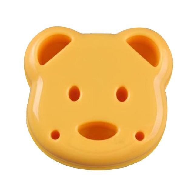 Bear Shaped Sandwich Cutter