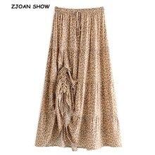 6be569c6a Compra long khaki skirts y disfruta del envío gratuito en AliExpress.com