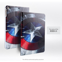 Top quality Trend 3D reduction portray leather-based cowl case For Apple Ipad mini four 7.9 inch pill equipment