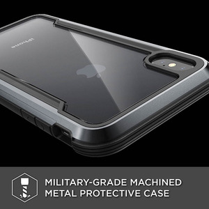 Image 3 - X doria Phone Case For iPhone XR XS Max Defense Shield Military Grade Drop Tested Case Cover For iPhone X X XS Max Capa Coque