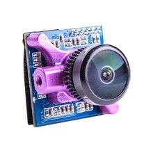 RunCam Micro Sparrow 2 FPV Camera Super WDR CMOS Sensor PAL 5-36V Lens 2.1mm 4:3 for FPV Quadcopter Racing Drone